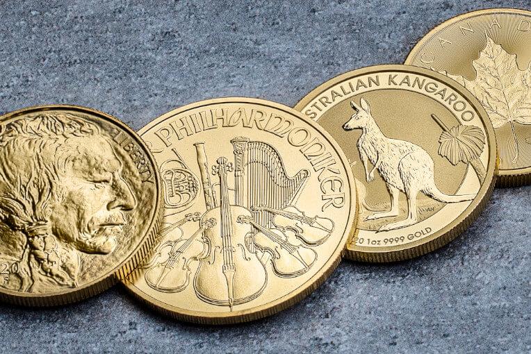 Złote monety kolekcjonerskie czy bulionowe?